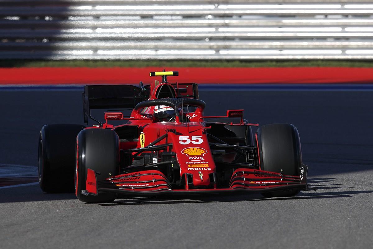 Sainz set to make use of Ferrari's new hybrid system in Turkey - Motor Informed