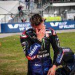 Fabio Quartararo's title in images - GP Inside - Motor Informed