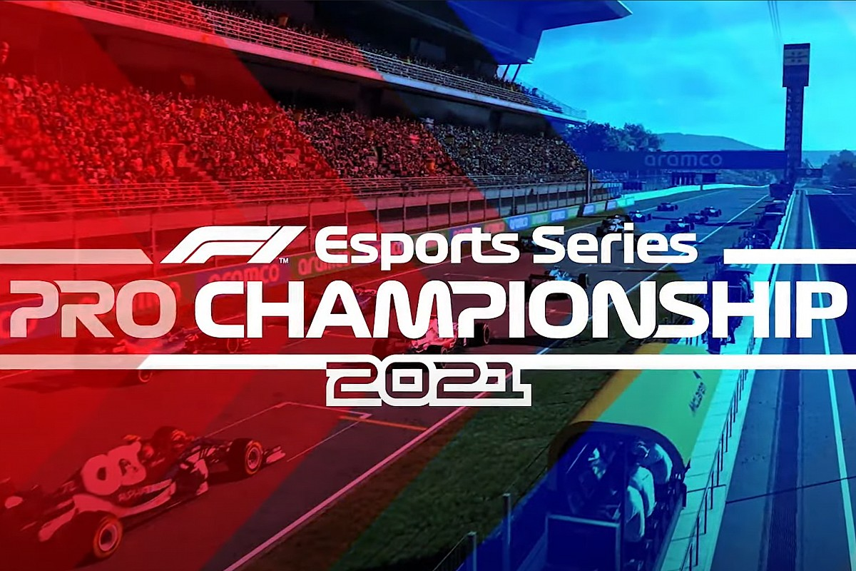 F1 Esports Sequence Professional Championship drivers and schedule introduced - Motor Informed