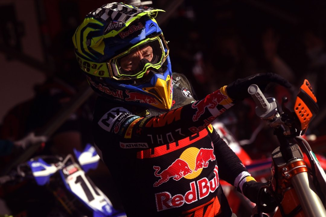 """MXGP, Tony Cairoli on the observe with out coaching: """"It isn't straightforward for me"""" - Motor Informed"""