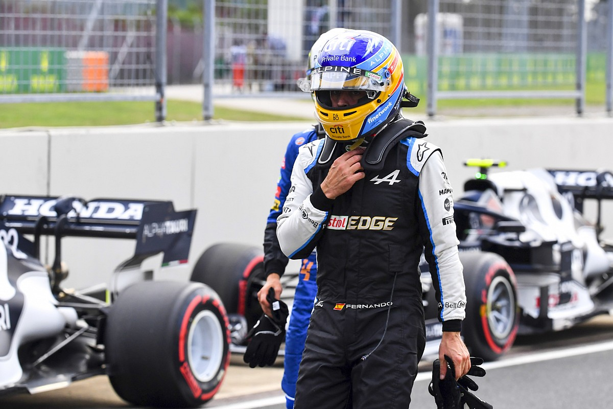 Alonso escapes penalty at Turkish GP - Motor Informed