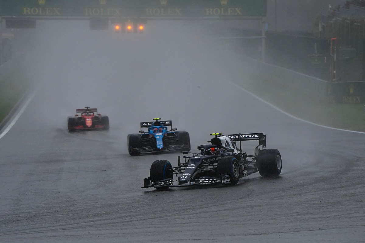 Higher rain tires will make visibility worse - Motor Informed