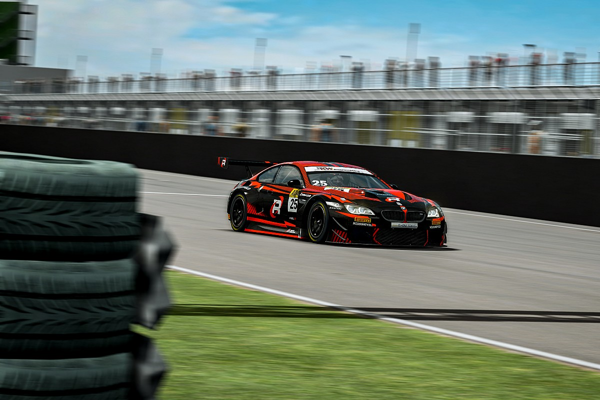 Keithley and Rietveld take Sachsenring spoils in ADAC GT Masters Esports Championship - Motor Informed
