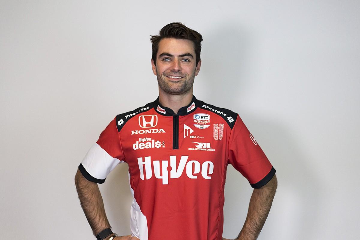Harvey confirmed for RLL's third entry for IndyCar 2022 - Motor Informed