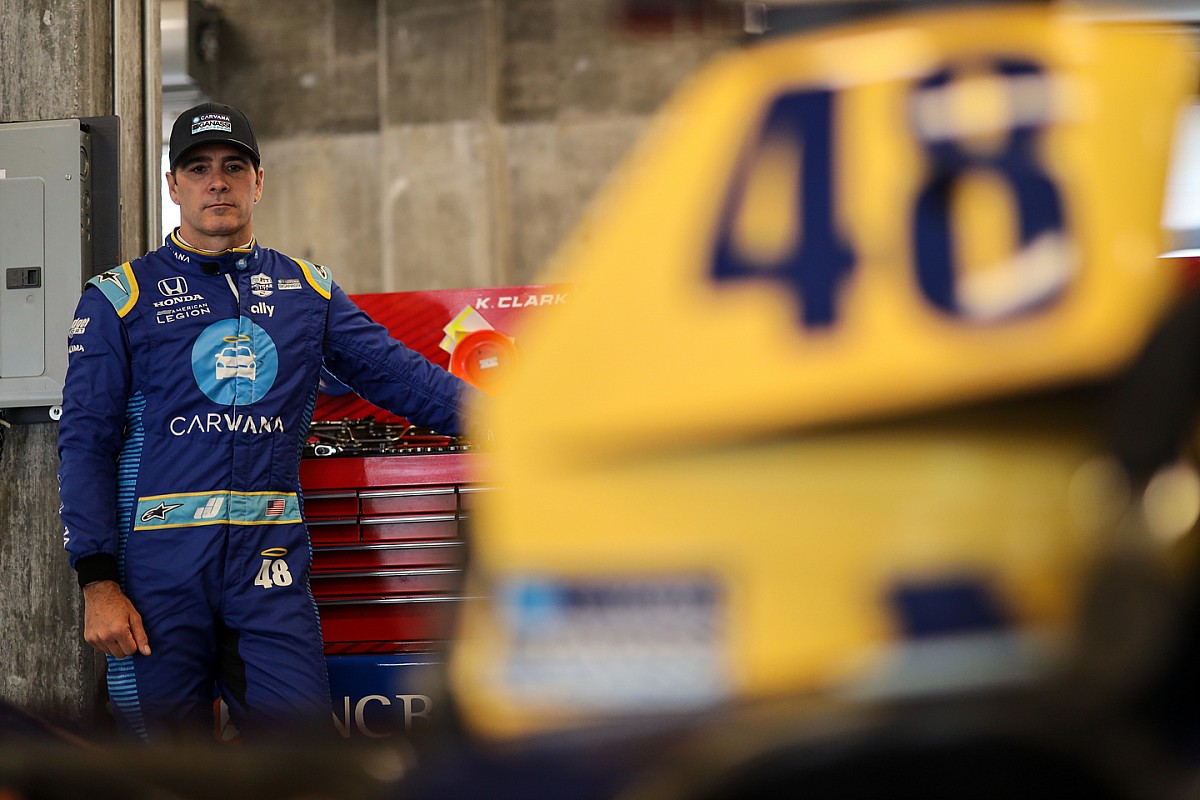 Johnson nearer to committing to full season after Indy oval check - Motor Informed