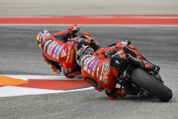 Group directions or not, Ducati's response - GP Inside - Motor Informed