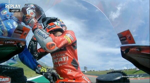 The incident between Miller and Mir - GP Inside - Motor Informed