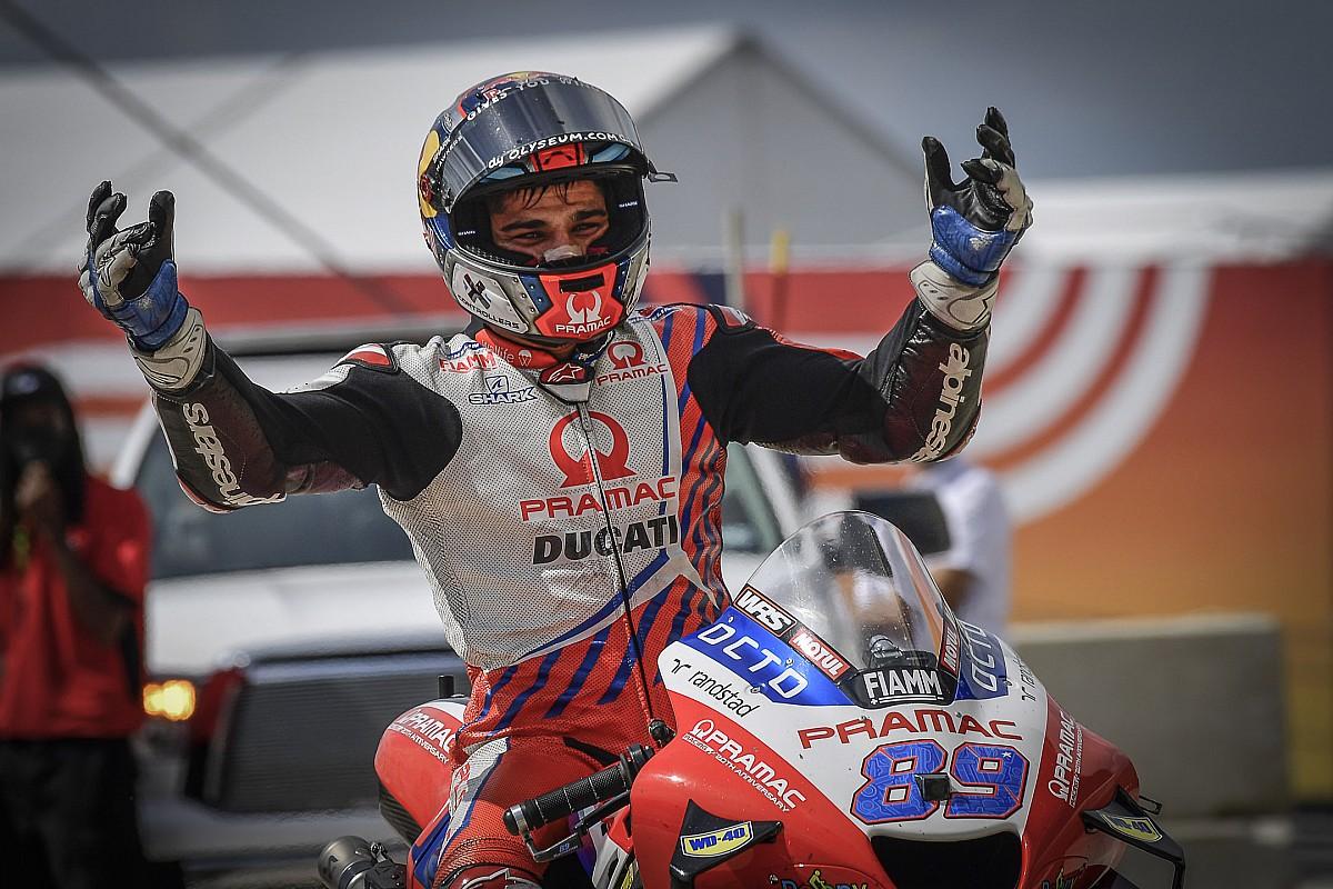 Martin crucial of 'mindless' COTA MotoGP penalty - Motor Informed