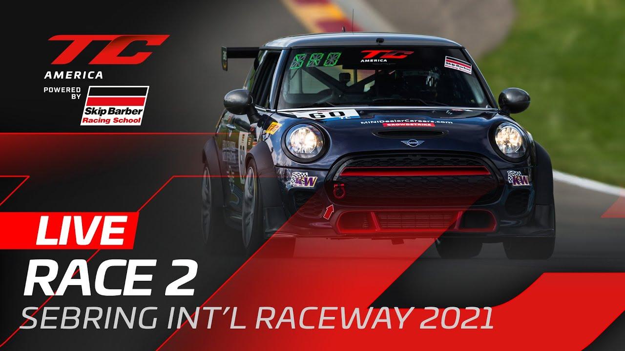 RACE 2 | SEBRING | TC AMERICA 2021 - Motor Informed