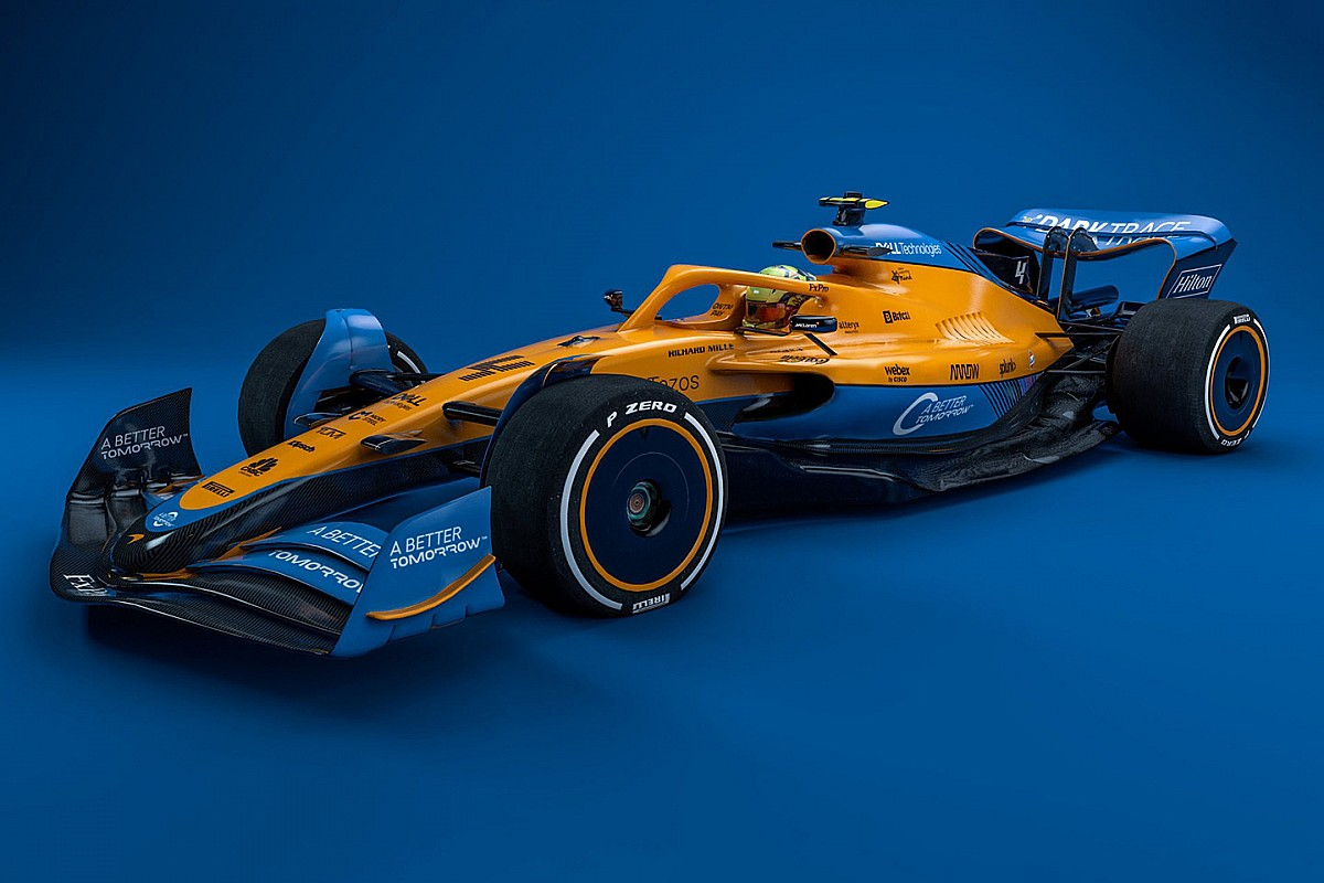 F1 2022 'not so enjoyable' to drive, says Norris - Motor Informed