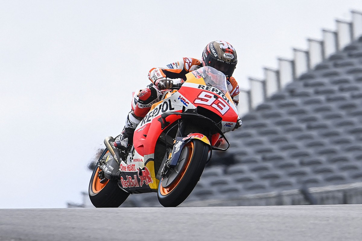 Americas MotoGP: Marquez beats Miller to steer FP2 session - Motor Informed