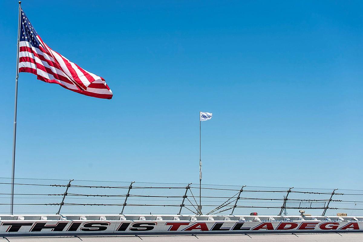 Talladega NASCAR Cup race postponed till Monday - Motor Informed