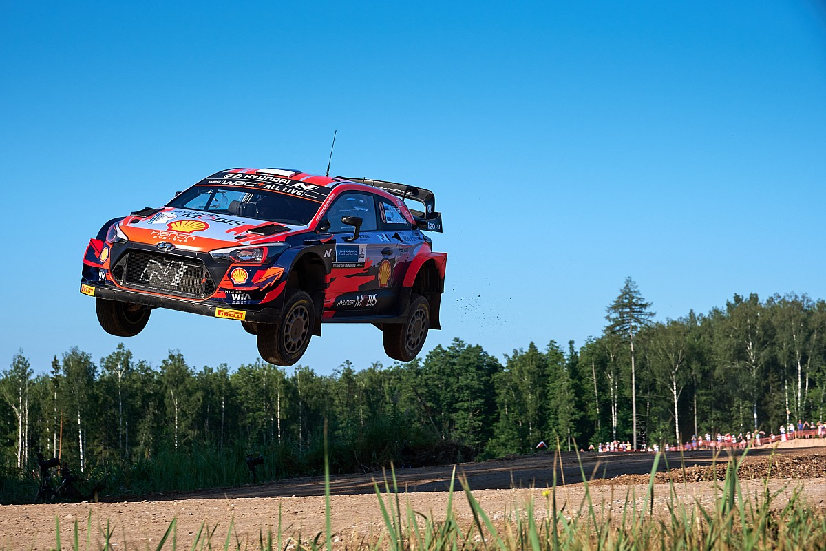 Last rating earlier than Rally Finland 2021 - Motor Informed