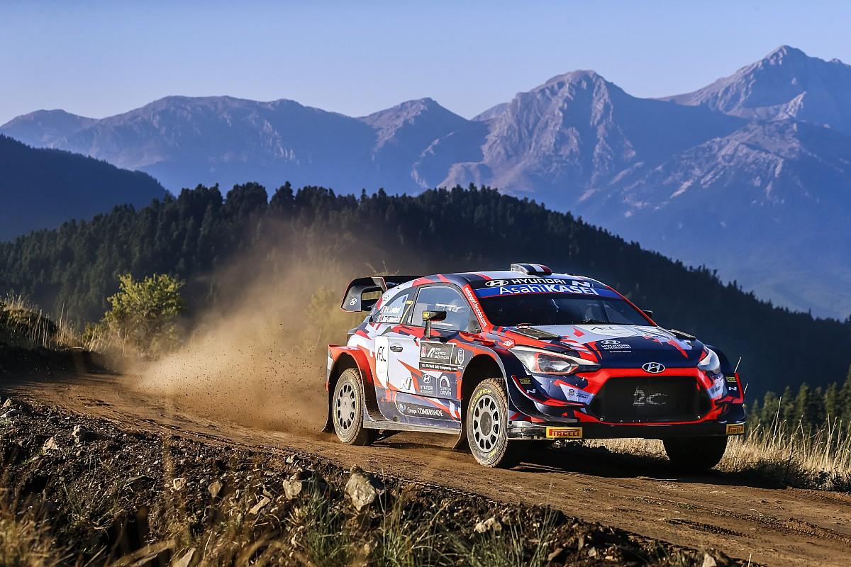 Hyundai proclaims Loubet alternative at Rally Spain - Motor Informed