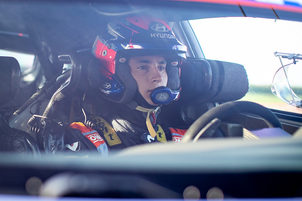 Season over for Loubet, hit by a automobile - Motor Informed