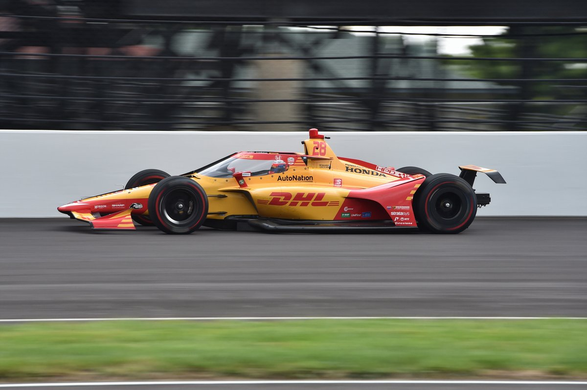 Romain Grosjean, Andretti Autosport-Honda, IMS Rookie Orientation Program, Oct. 6, 2021.