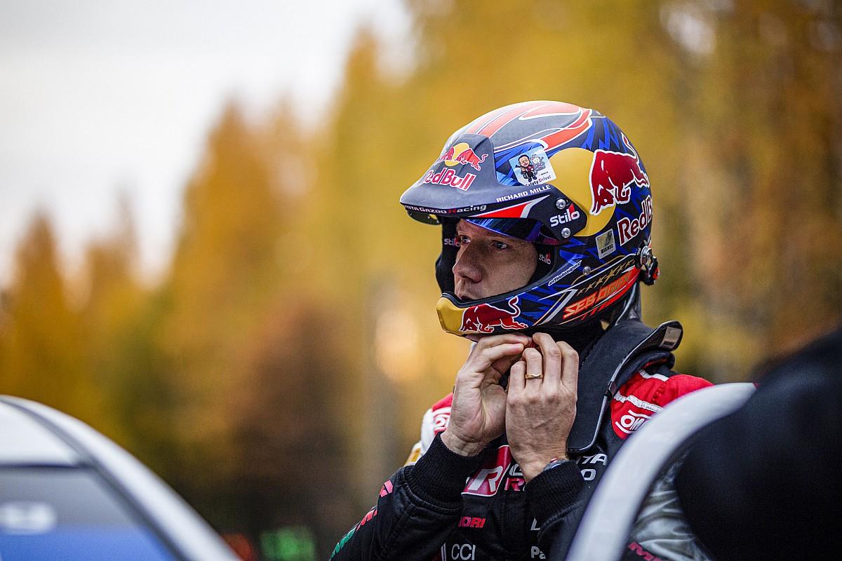 Ogier takes penalty for helmet rule breach at WRC Rally Finland - Motor Informed