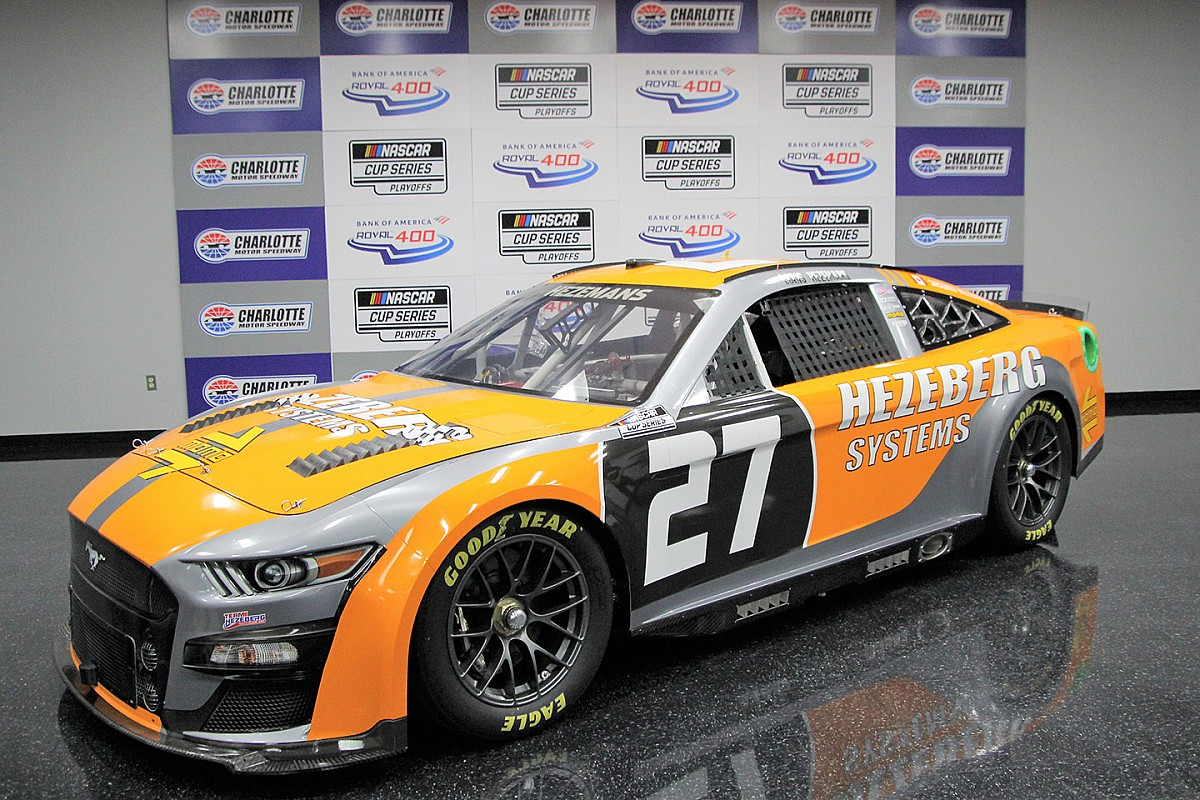NASCAR Euro workforce to hitch Cup Collection in 2022, Villeneuve to check - Motor Informed
