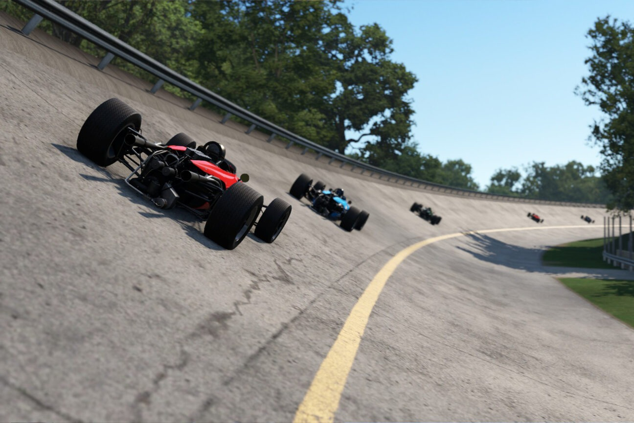 How Monza highlights Automobilista 2's sturdy go well with - Motor Informed