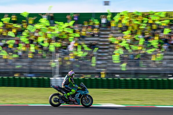 10,000 extra tickets for Rossi's final GP at Misano - GP Inside - Motor Informed
