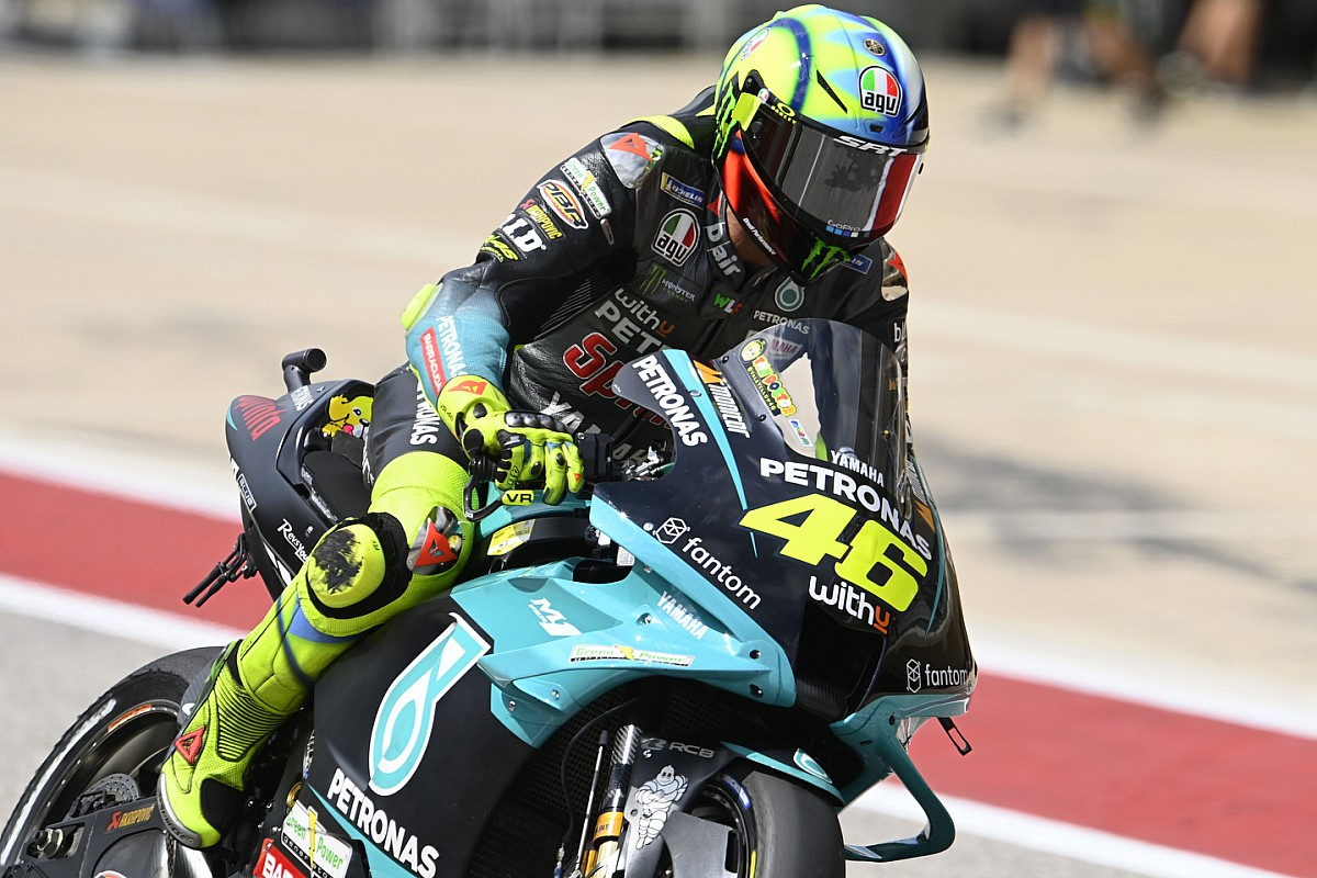 """Valentino Rossi crucial of """"Russian Roulette"""" Moto3 restart choice - Motor Informed"""