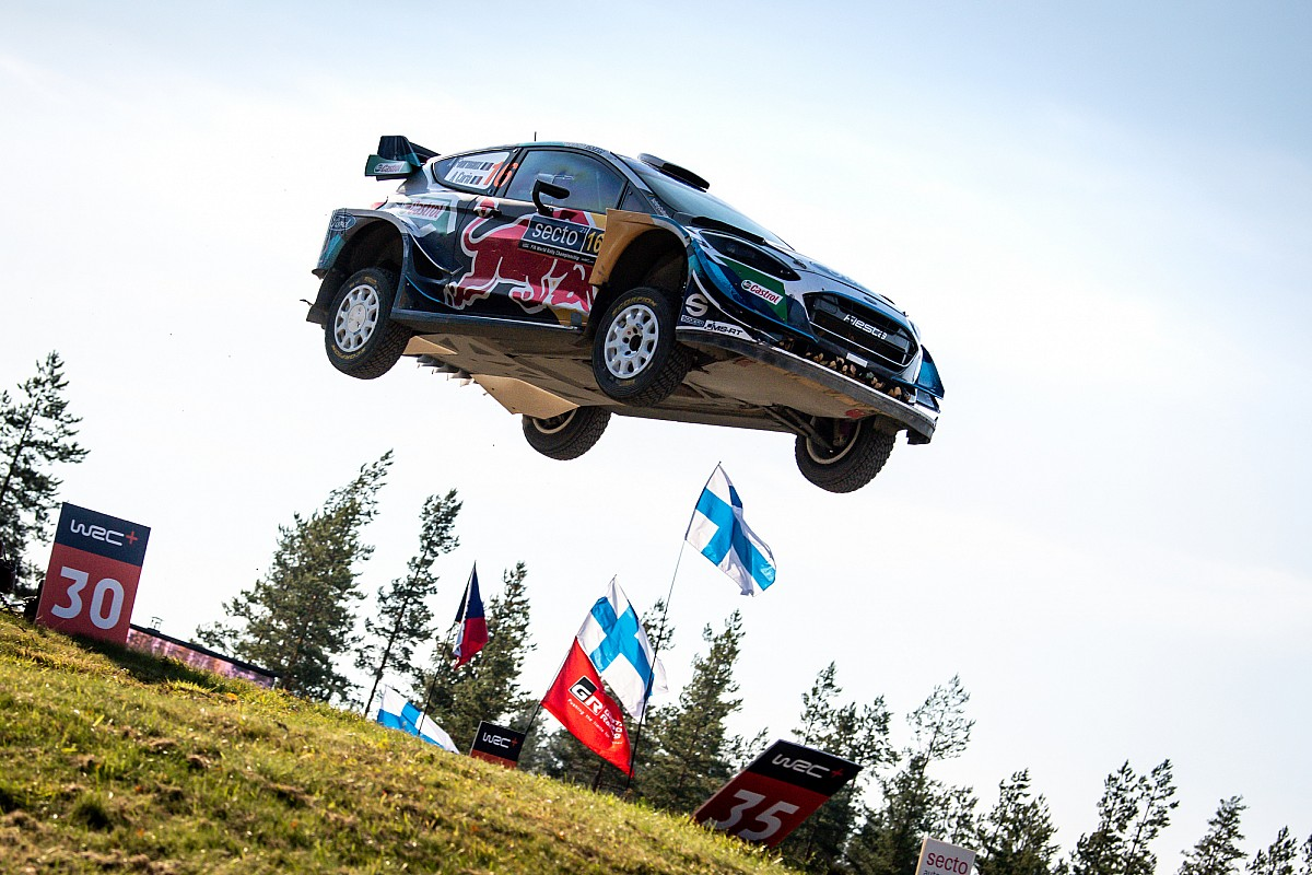 Rally Finland makes a profitable transition to autumn time - Motor Informed