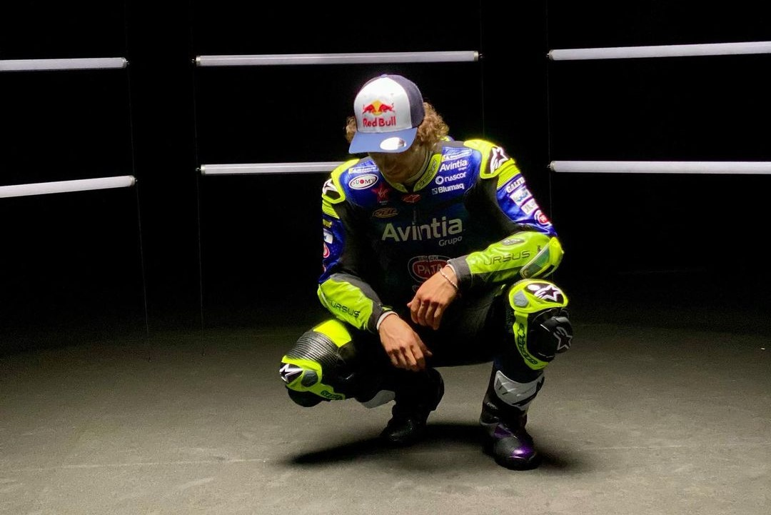 """Rossi incredible, however Stoner my idol"" - Motor Informed"