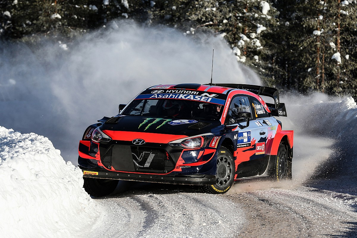 """Oliver Solberg doesn't need to """"rush issues"""" in WRC - Motor Informed"""