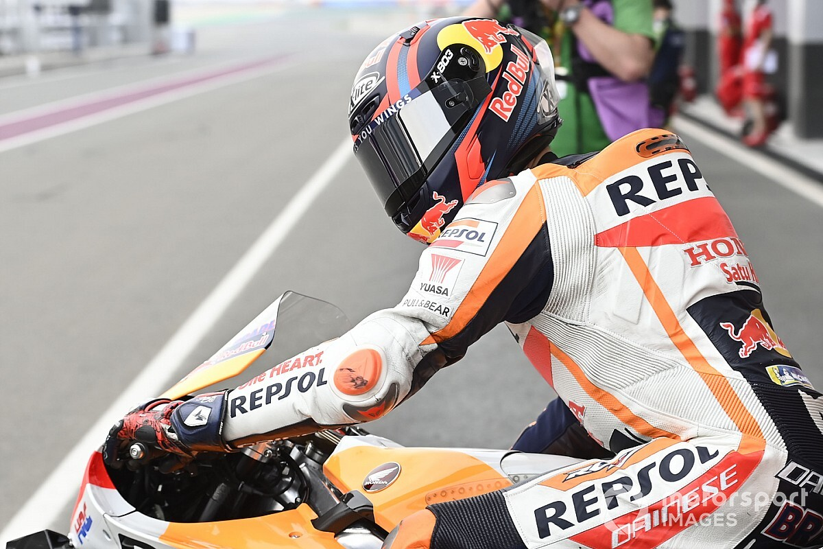 Stefan Bradl nonetheless changing Marc Marquez at Losail - Motor Informed