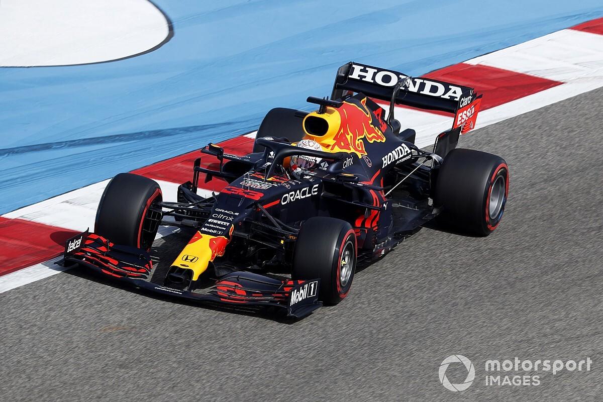 Verstappen far forward of Hamilton and Gasly - Motor Informed