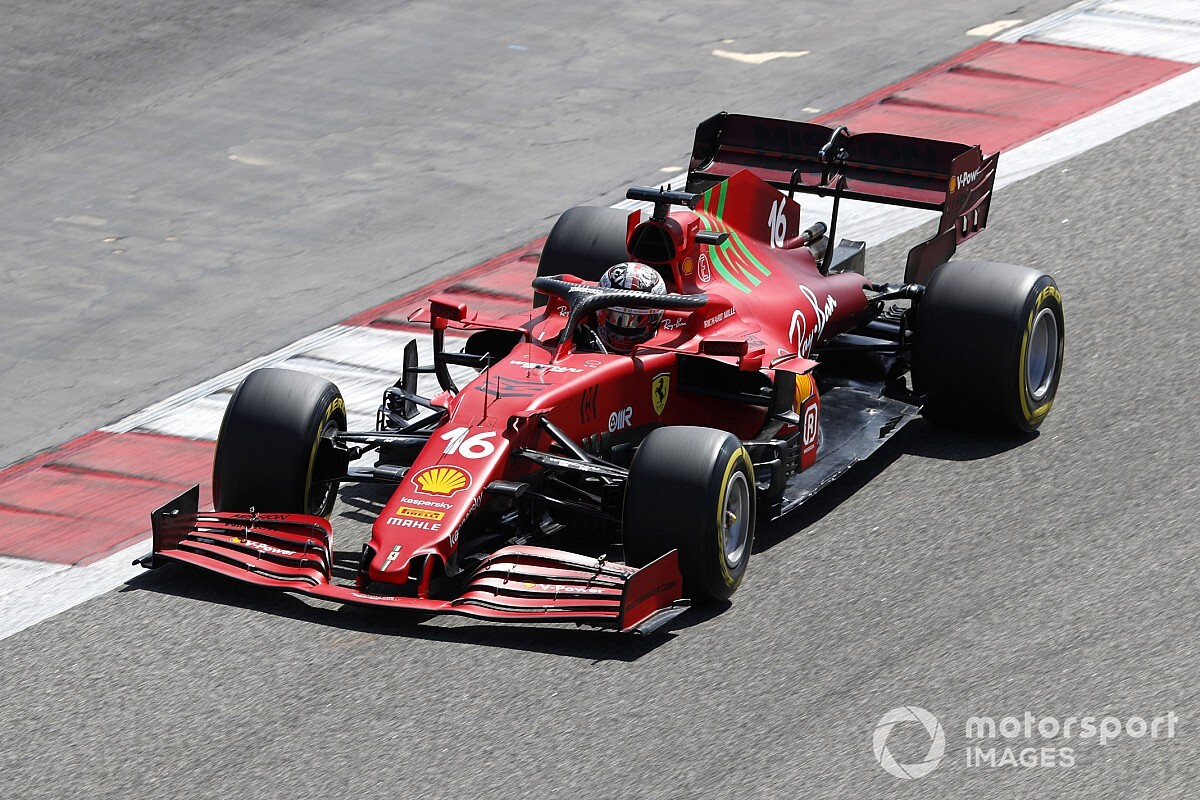 """Leclerc to """"select fights higher"""" over 2021 F1 season - Motor Informed"""