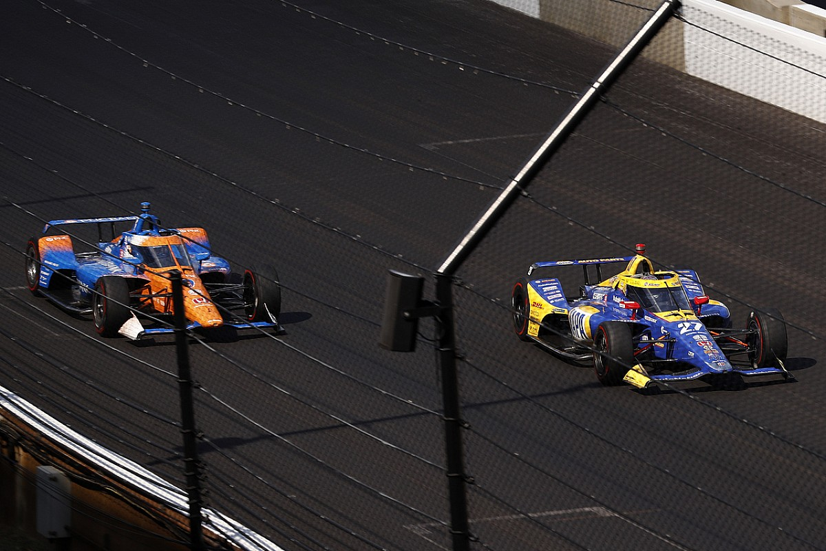IndyCar IMS check to simulate hybrid enhance with push-to-pass - Motor Informed