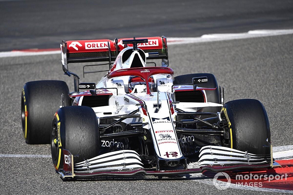 "Russell - Alfa Romeo ""most stunning staff"" in F1 testing - Motor Informed"