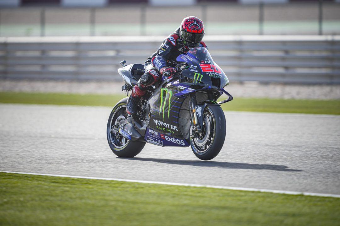 Fabio Quartararo, new yr previous issues (tires)? - Motor Informed