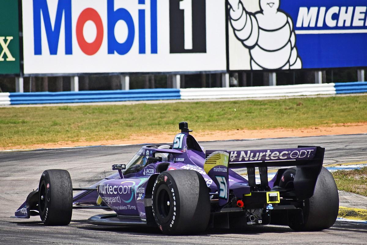 """Devoted"" Grosjean nonetheless faces ""massive problem"" in IndyCar - Motor Informed"