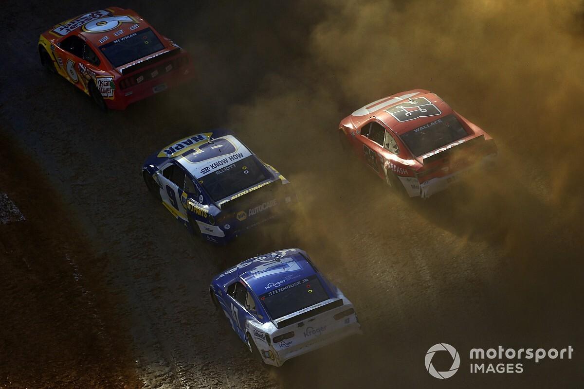 Why the Bristol filth race did not soil NASCAR's fame - Motor Informed