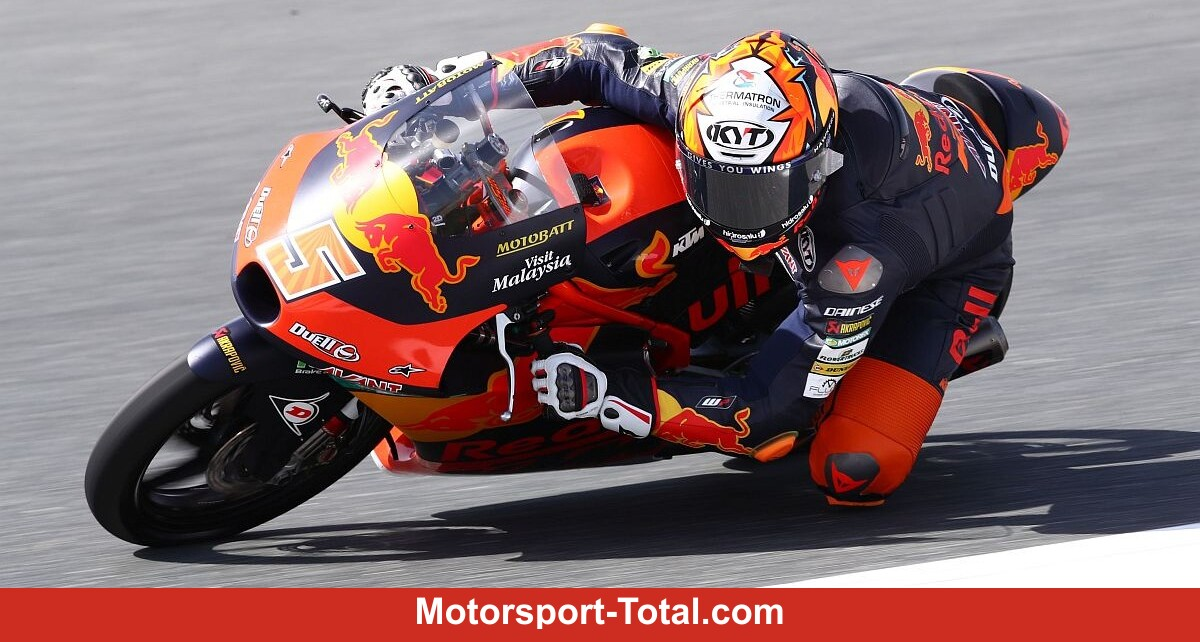 Opening winner Jaume Masia again in front - Motor Informed