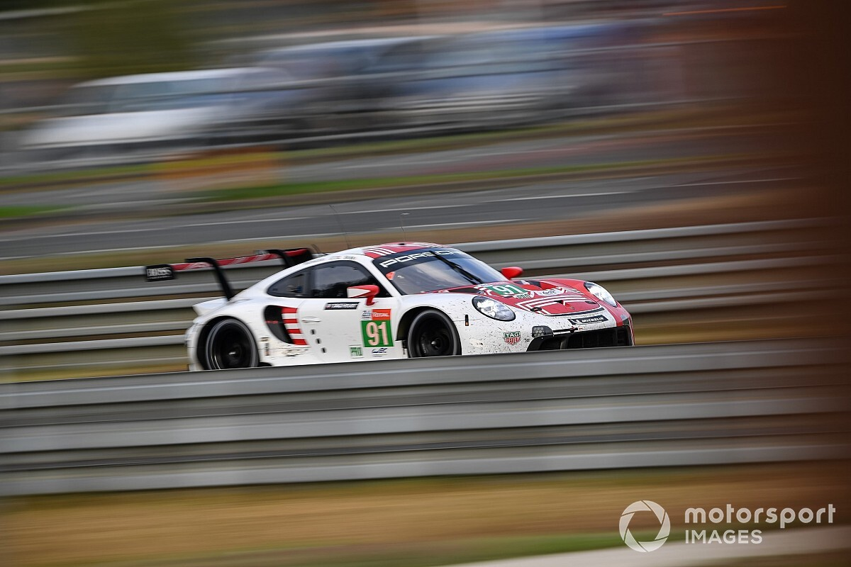 Porsche reveals full line-ups for Le Mans 24 Hours - Motor Informed