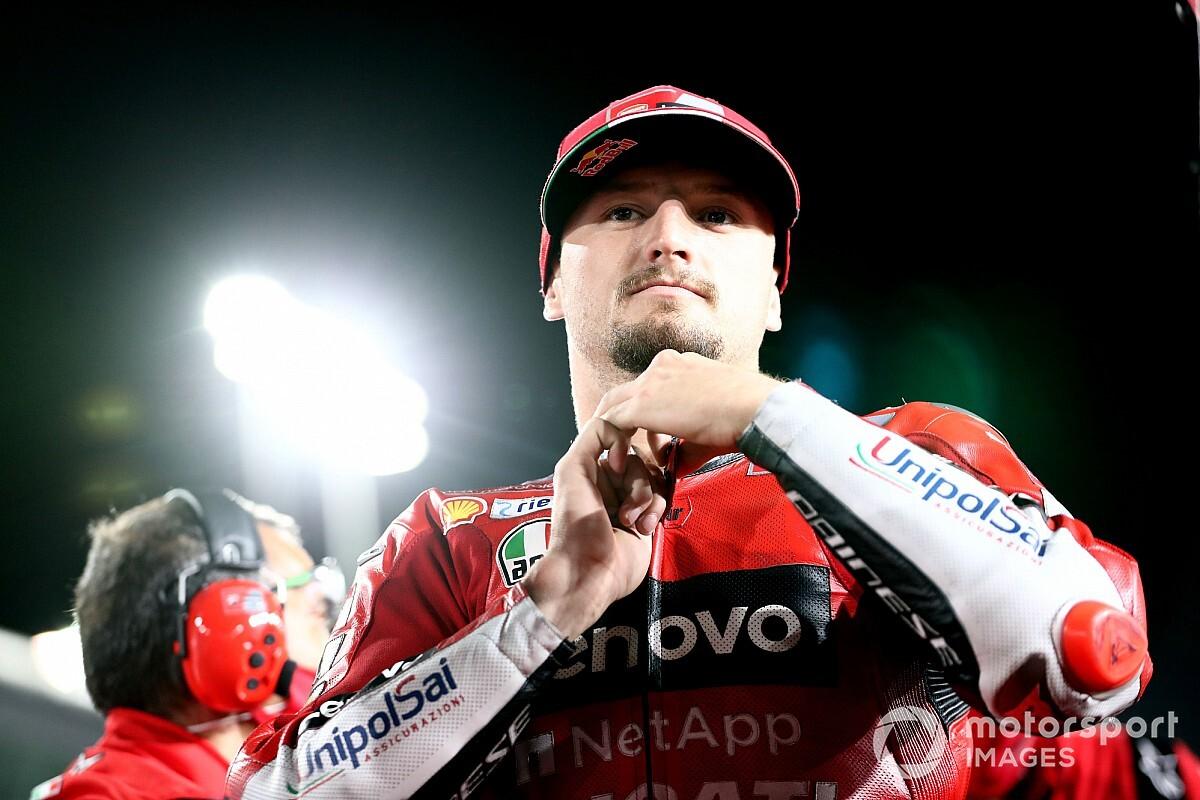 "Jack Miller felt ""in purgatory"" on the finish of the race - Motor Informed"