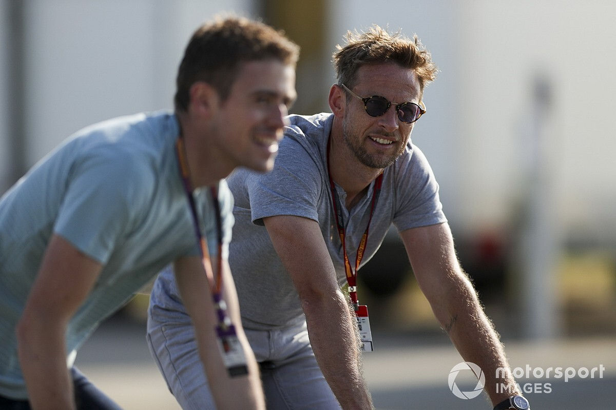 Jenson Button displays on his function as an advisor at Williams - Motor Informed