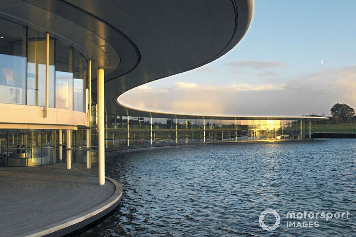 McLaren sells its F1 plant for almost € 200m - Motor Informed