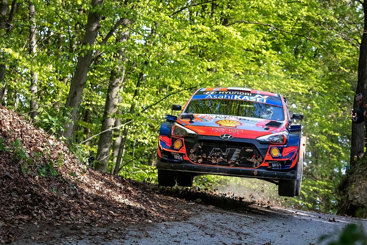 "Ott Tänak out of his ""consolation zone"" in Croatia - Motor Informed"