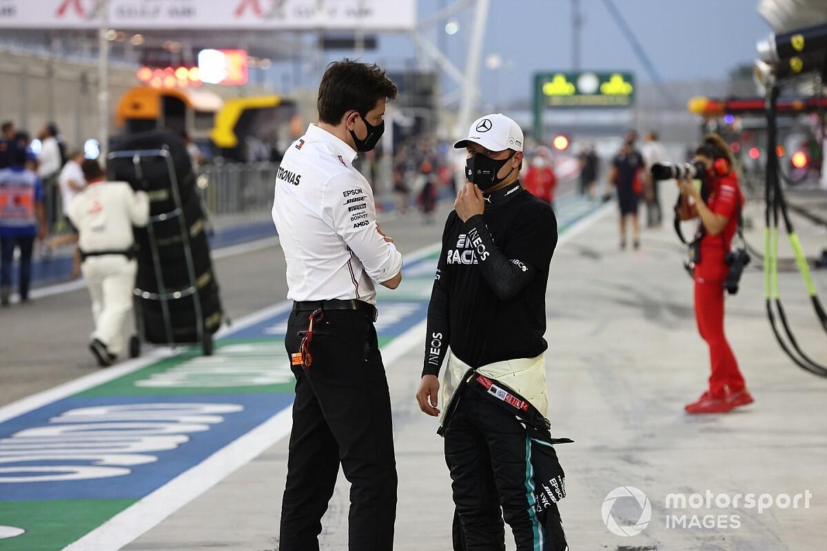 Wolff doubts Bottas was near retiring - Motor Informed