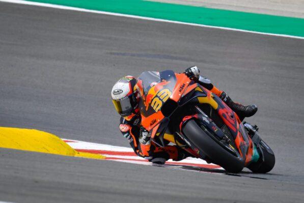Binder surprises the Spaniards - GP Inside - Motor Informed
