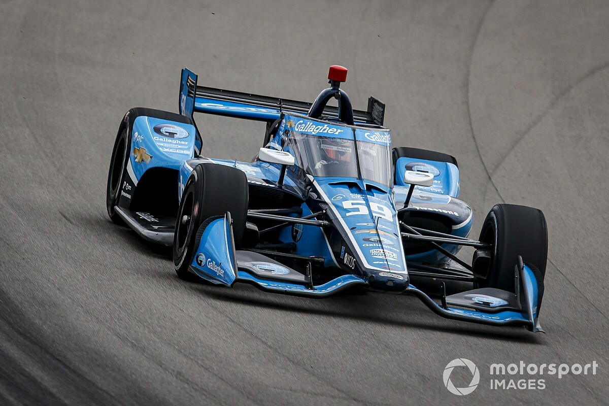 Daly to contest IndyCar Texas races with Carlin - Motor Informed