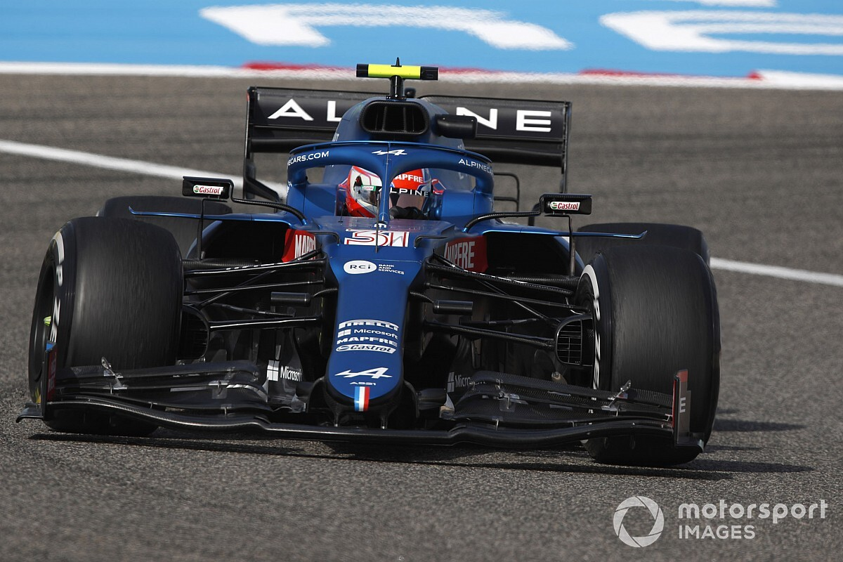 Ocon: Alpine has 'no margin' in 2021 F1 battle forfactors - Motor Informed