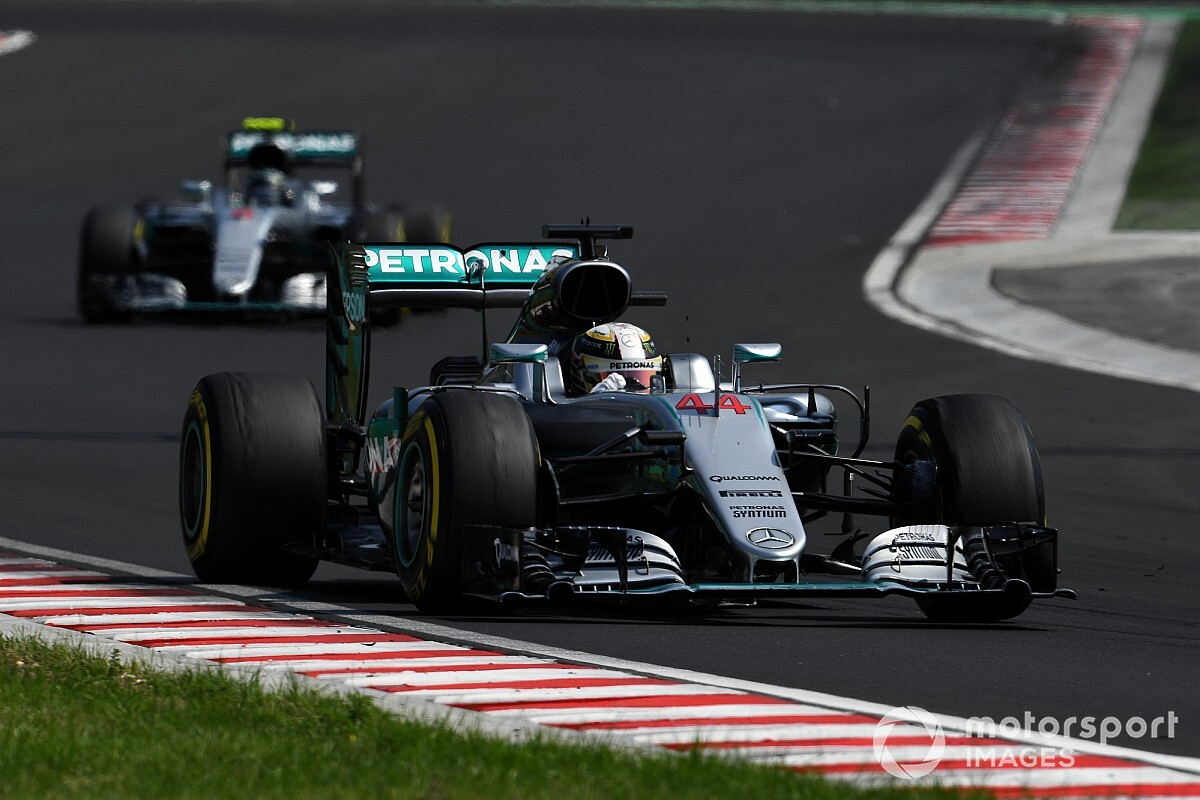 Wolff: No person foresaw hostility between F1 rivals Hamilton and Rosberg - Motor Informed