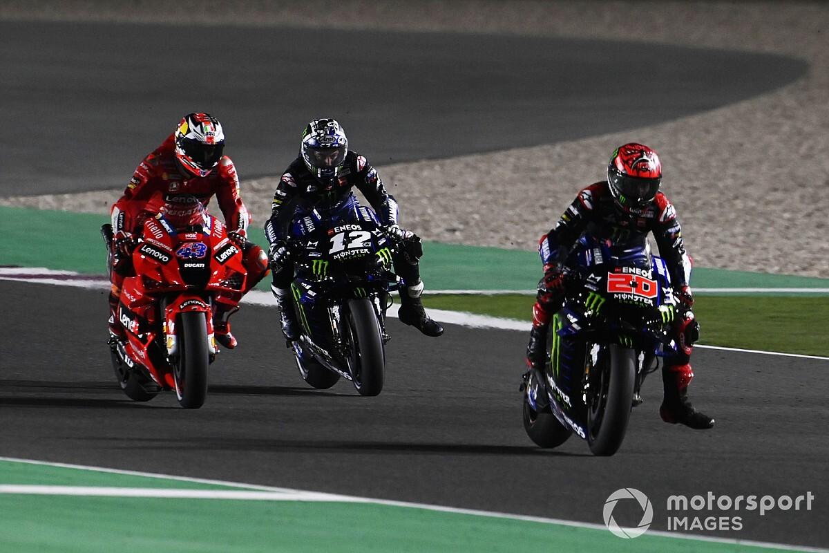 "Miller ""hero"" of Doha MotoGP qualifying after 'scary' near-miss – Quartararo - Motor Informed"