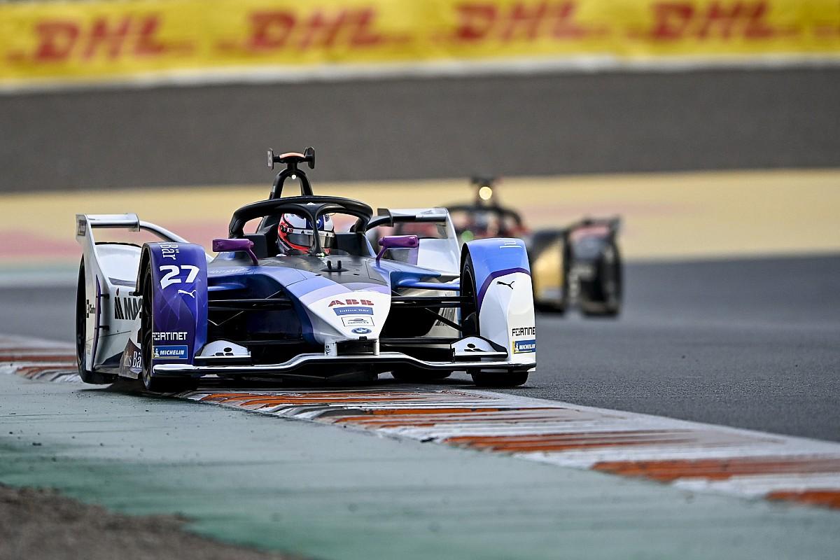 Valencia E-Prix: BMW Andretti's Dennis storms to pole by zero.86s - Motor Informed