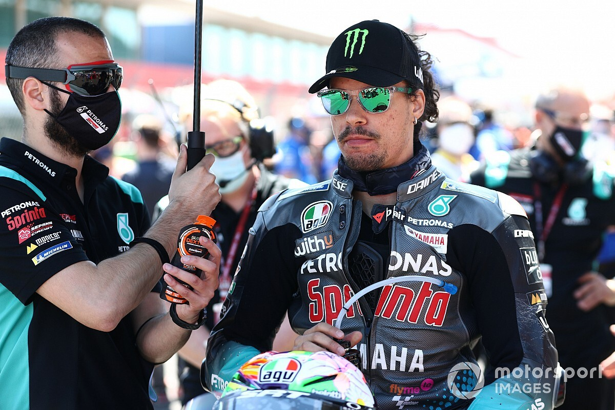 Lorenzo: Yamaha not treating Morbidelli nicely with outdated MotoGP bike - Motor Informed